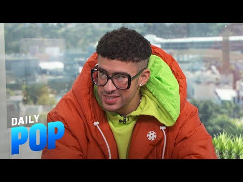 Bad Bunny Tells How He Got His Name–See Throwback Pic!   Daily Pop   E! News