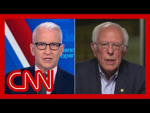Trump says Dems are plotting 'coup' against Sanders. See his response.