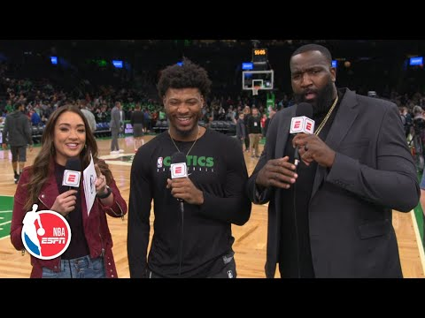 Marcus Smart would've fit in perfectly with the 2008 Celtics – Kendrick Perkins | Hoop Streams