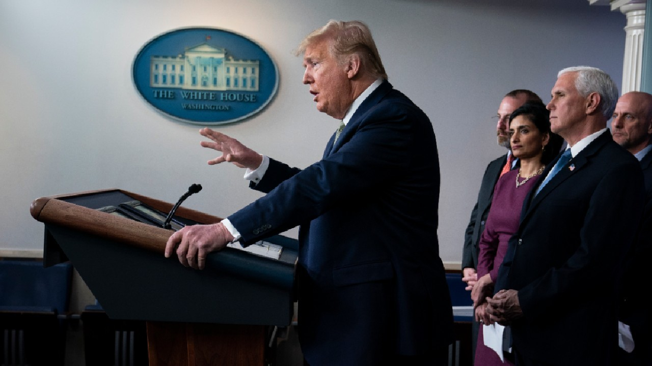 Trump says HUD will suspend 'all foreclosures and evictions' amid COVID-19 outbreak