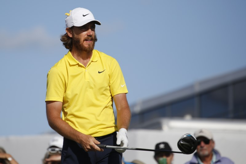 Fleetwood shot at final hole 'never looked like sniffing land'