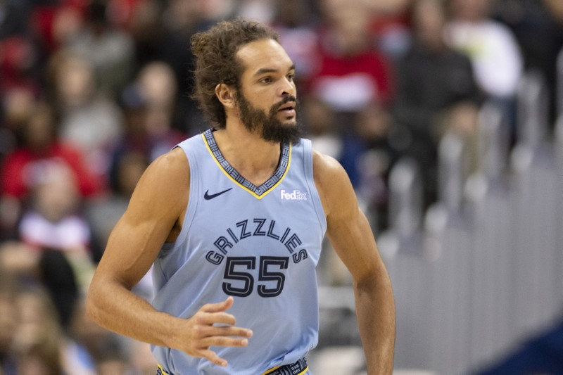 Clippers sign two-time All-Star C Noah