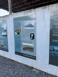 At one chilling memorial ghetto in the beautifully sleepy western town of Novogrudok, photographs and remnants remain of the hundreds of women escorted out by the Nazis to be shot and the hundreds who survived following a daring tunnel escape. That remarkable act of Nazi defiance was orchestrated by the bold Rae Kushner – Jared Kushner's paternal grandmother – who was just 16 when she was summoned to the ghetto with her family.