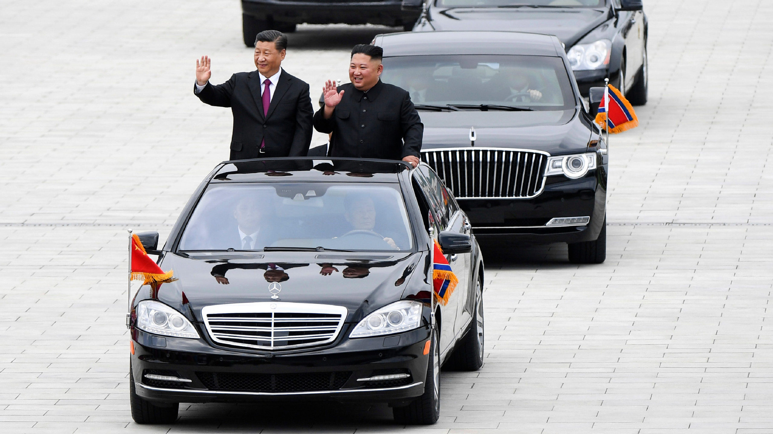 Armored Cars, Robots and Coal: North Korea Defies U.S. by Evading Sanctions