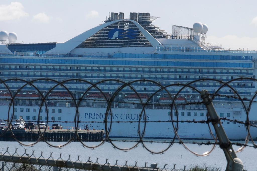 Princess Cruises suspending global operations for 60 days