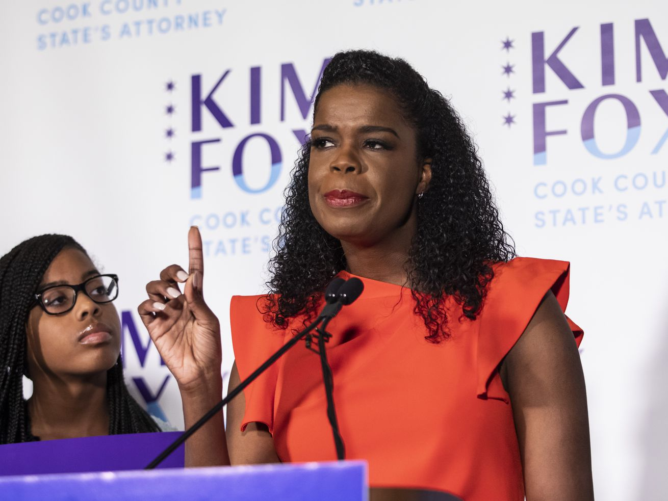 For Kim Foxx, Jussie Smollett proved 'a blip' for primary voters