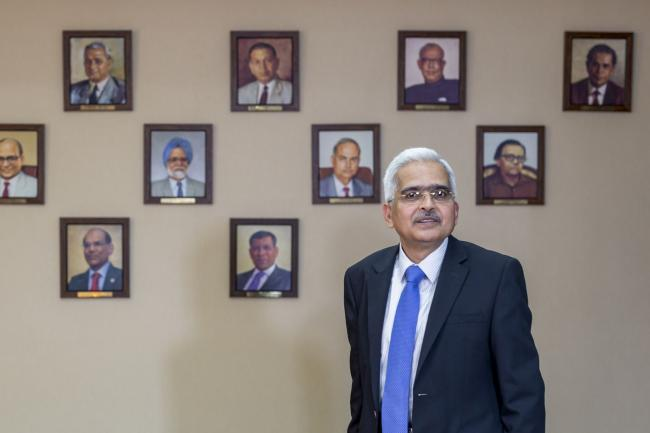 India's RBI Chief Sees Rate Cut as Option as Virus Threat Grows