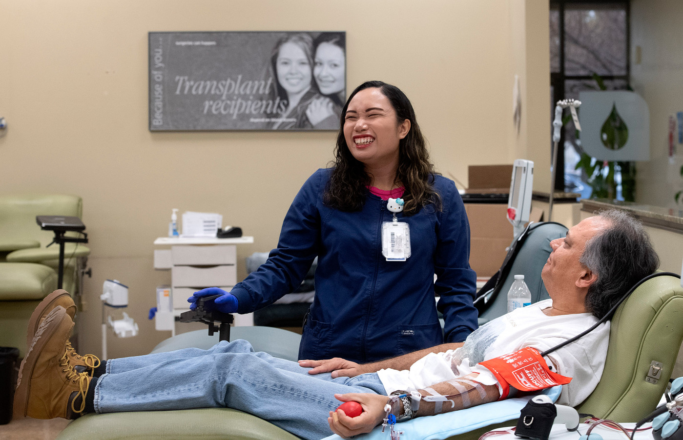 Southern California blood drives dwindle amid coronavirus concerns