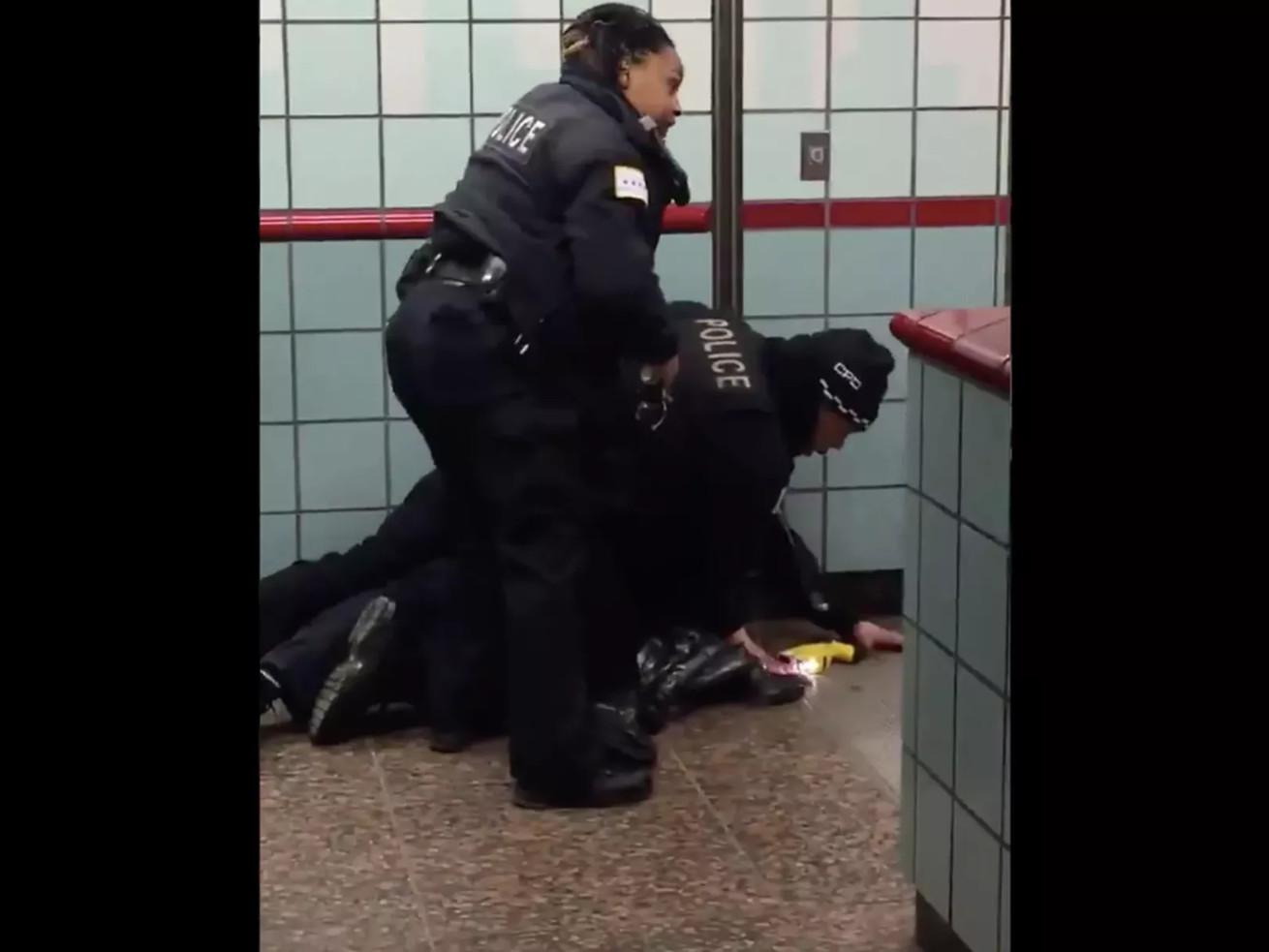 Man who recorded CPD shooting on Red Line: 'I just wanted to get it out'