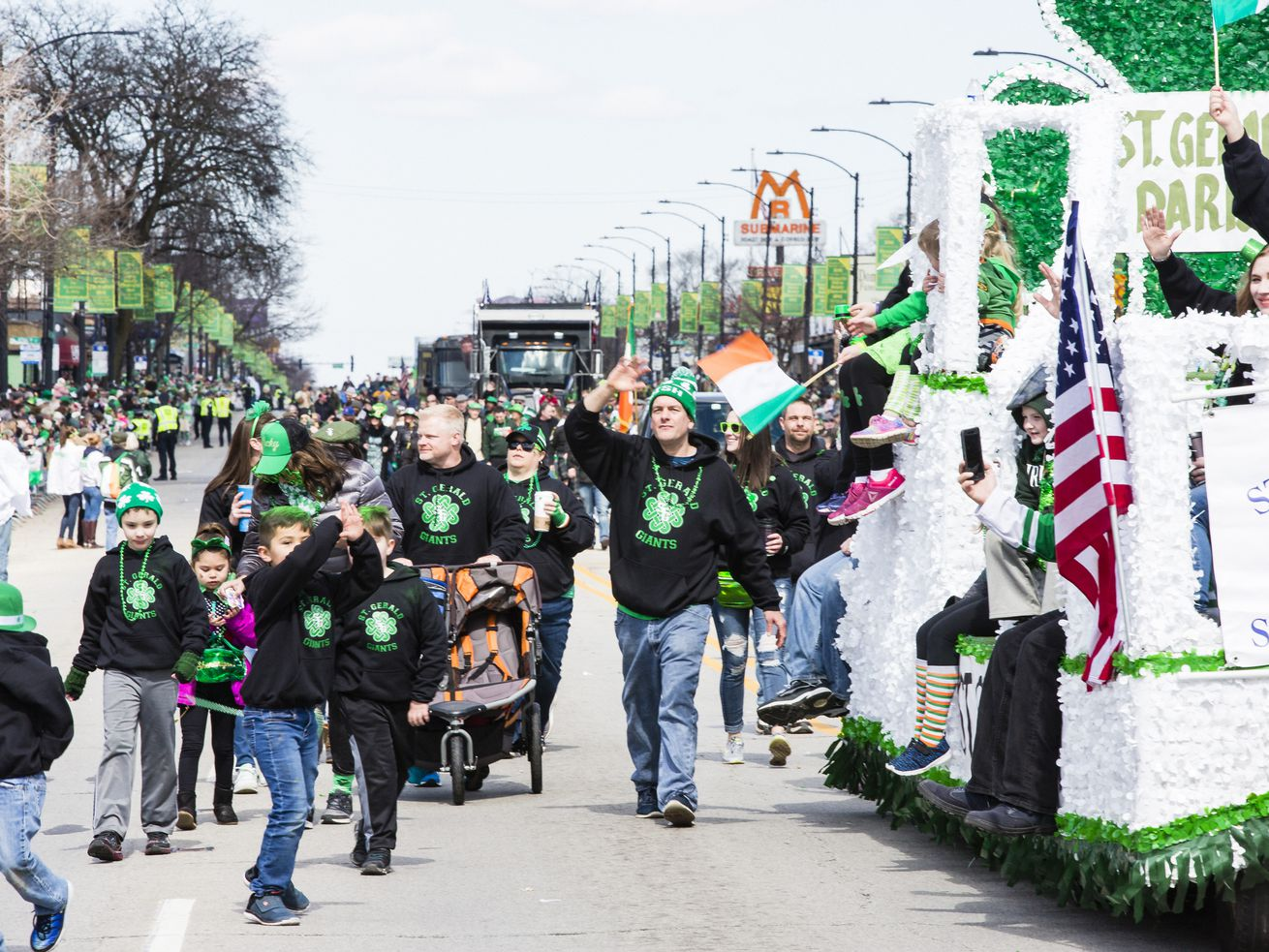 Coronavirus fears threaten downtown, South Side St. Patrick's Day parades
