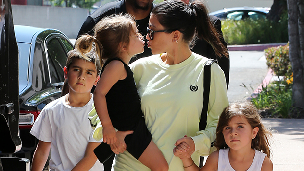 Kourtney Kardashian Vows To 'Never Apologize' For Kissing Her Kids On The Lips Despite Criticism