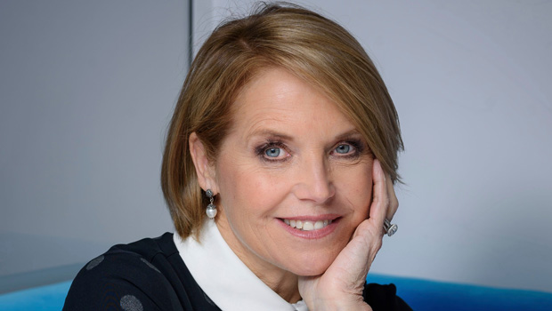 Katie Couric Confirms She's In 'Self-Quarantine' After Seeing Close Friend With Coronavirus