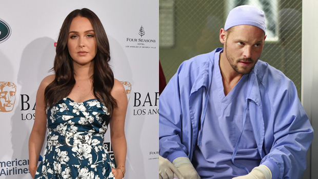 'Grey's Anatomy's Camilla Luddington Is Pregnant After TV Hubby Justin Chambers Leaves Show
