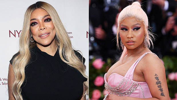 Wendy Williams Drags Nicki Minaj After Kenneth Petty's Arrest: 'You Shouldn't Have Married Him'