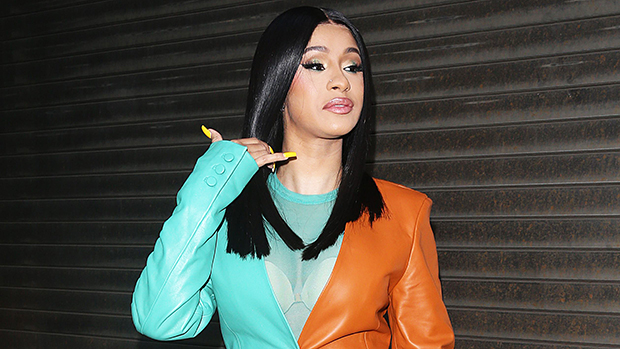 Cardi B Rants That 'I'm Losing My Mind, I Want To Get Dressed Up & Go Out' Amid Outbreak – Watch
