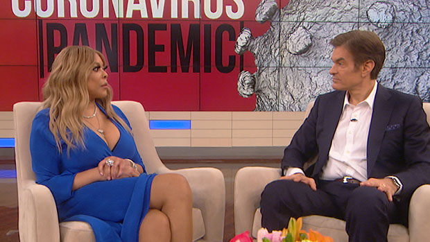 Wendy Williams Really Didn't Want To Shut Down Talk Show: I'd Do It With 1 Camera & A Flashlight