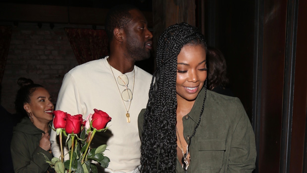 Dwyane Wade & Gabrielle Union Hold Hands After Leaving Romantic Date In Los Angeles