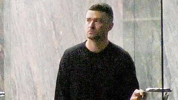 Justin Timberlake Has Fun Movie Night With Son Silas, 4, After Jessica Is Spotted Without Ring