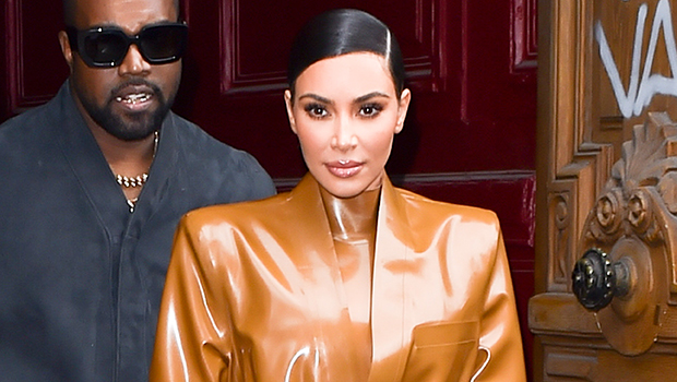 Kim Kardashian Stuns In Insanely Long Thigh-Length Ponytail – See Her New Hairstyle