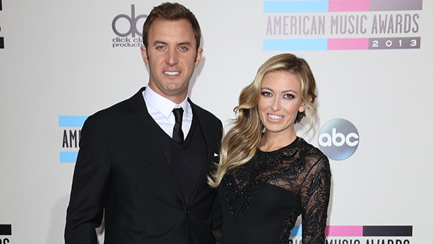 Paulina Gretzky Rocks Sexy Plunging Dress & Dances With Dustin Johnson At Brother's Wedding