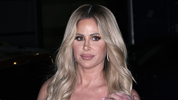 Kim Zolciak Biermann, 41, Looks Unrecognizable In Throwback Photo From The 90's