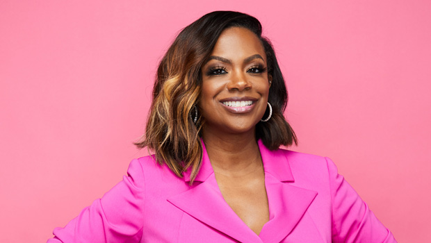 RHOA's Kandi Burruss Stuns In One-Piece Bathing Suit While On Vacation With Son Ace