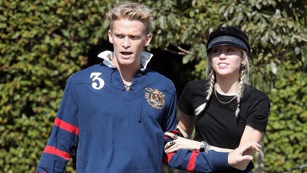 Cody Simpson Avoids Miley Cyrus Pregnancy Question During TV Interview: 'I Try To Focus On My Work'