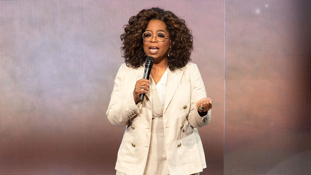 Oprah Winfrey Reveals She's In A Lot Of Pain After Falling On Stage At Weight Watchers Event
