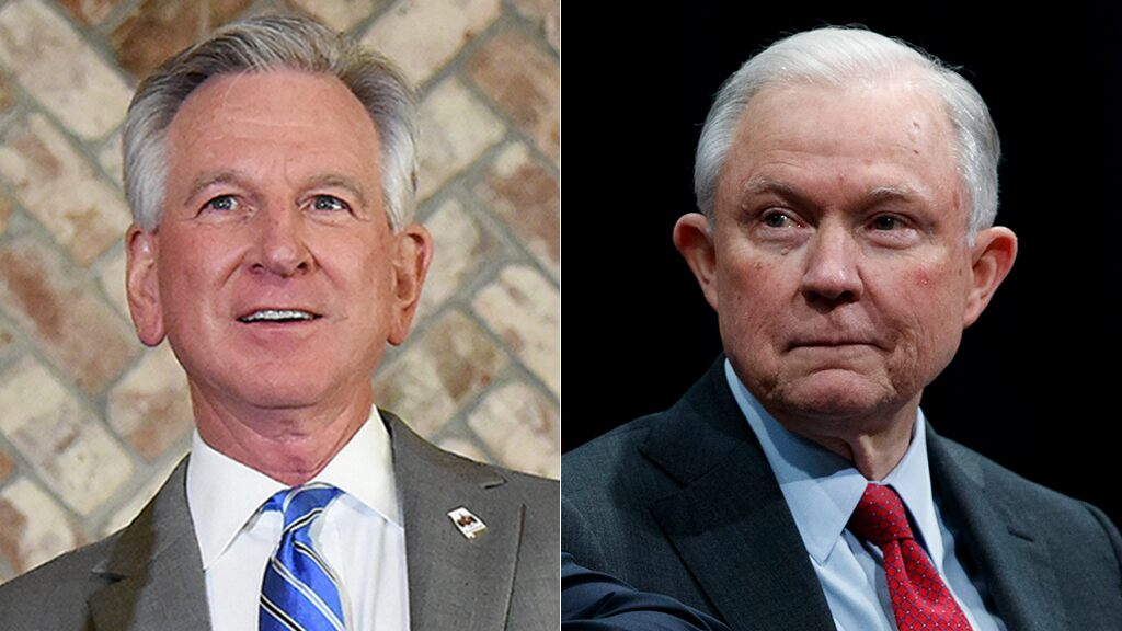 Alabama postpones primary runoff election pitting former AG Sessions against Trump-endorsed Tuberville