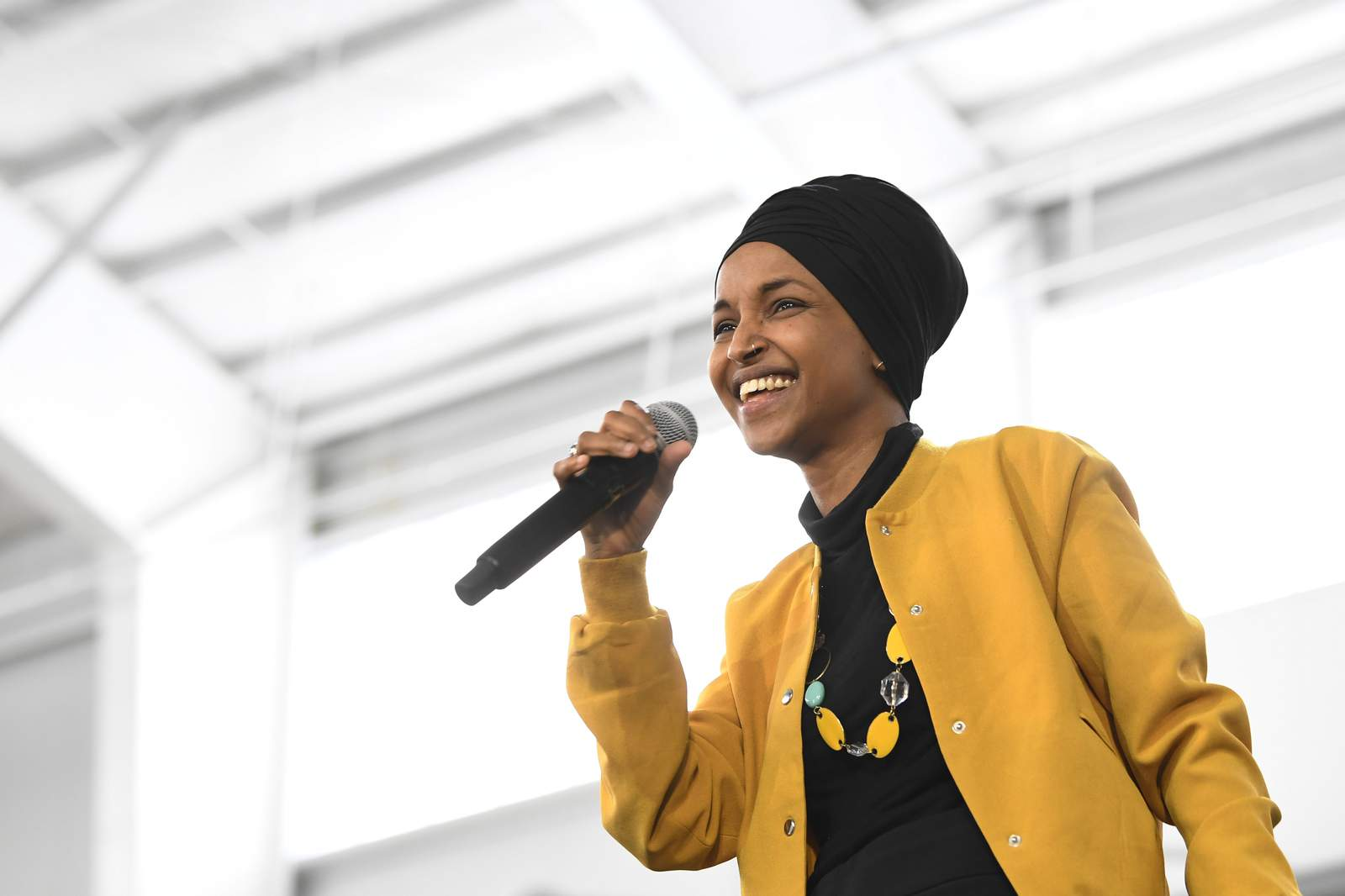 Ilhan Omar announces new marriage, months after affair claim