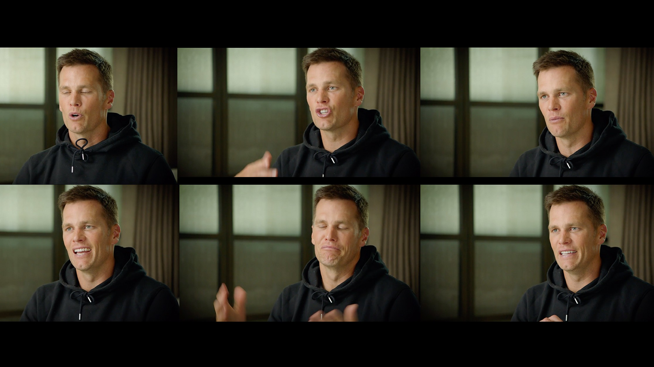 Does Tom Brady Think COVID-19 Was Sent to Make Us All 'Chill Out'?