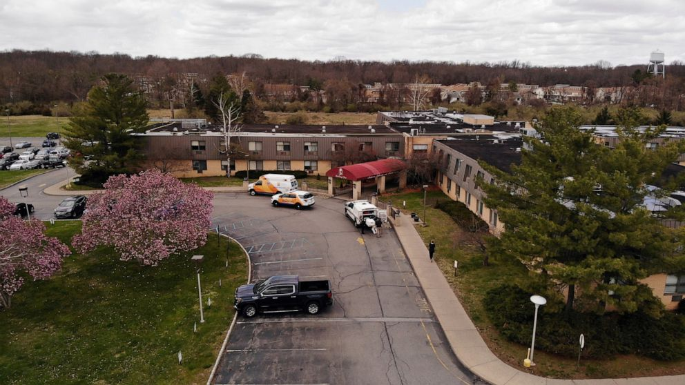 Reports: Bodies found at New Jersey nursing home