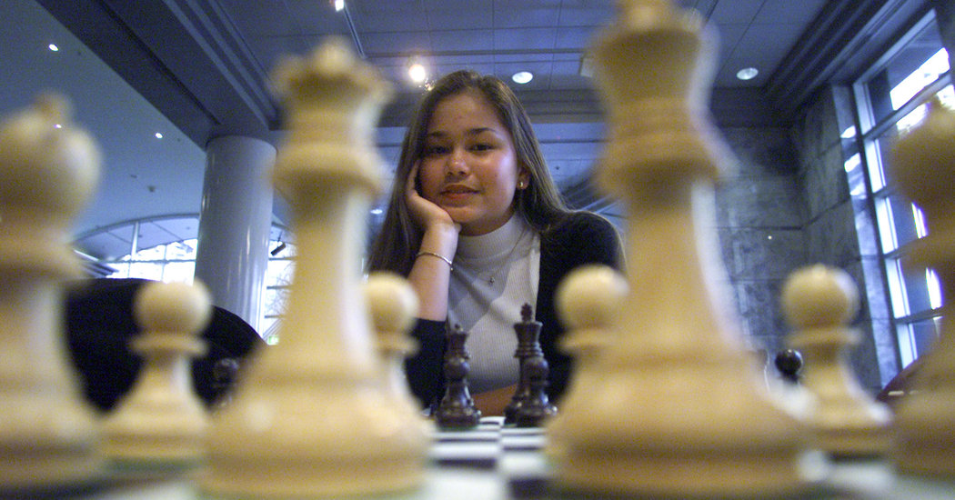 Arianne Caoili, Chess Master, Is Dead at 33
