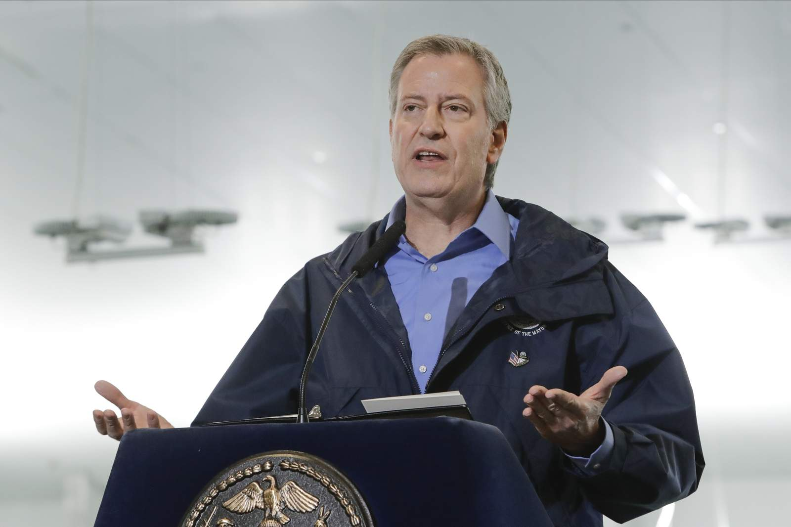 NYC keeping schools closed; online classes to continue