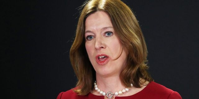Scotland's Chief Medical Officer Catherine Calderwood, resigned from her post after being photographed traveling to her second home during the coronavirus outbreak. (Getty Images)