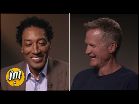 Scottie Pippen and Steve Kerr reminisce about their Bulls (and Blazers) days   The Jump