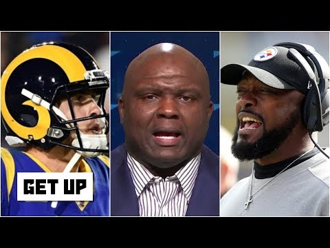 The NFL is rewarding mediocrity by adding two more playoff teams – Booger McFarland | Get Up