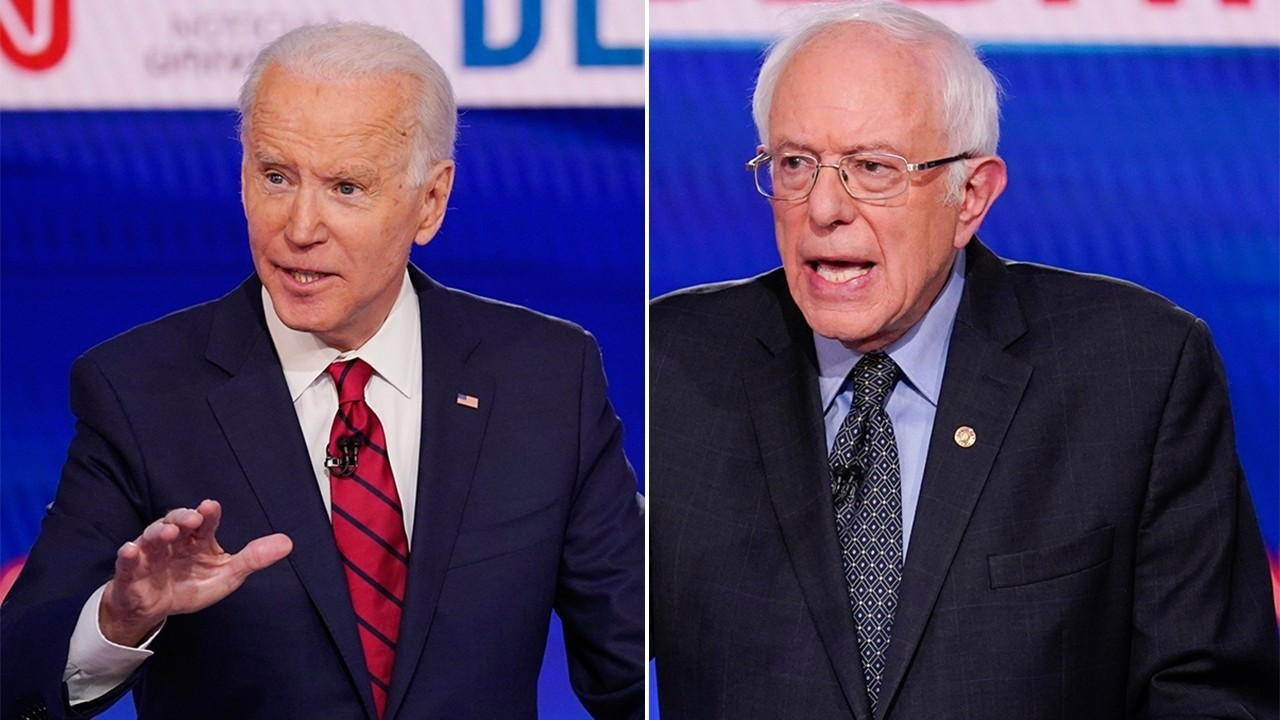 With Sanders out, can Biden consolidate the left?