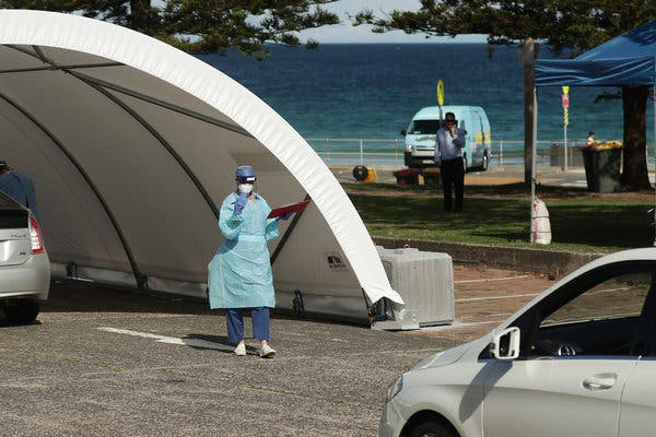 Coronavirus Live Updates: Australia and New Zealand are Quietly Beating Their Outbreaks