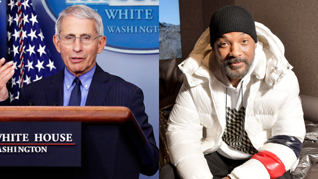 Dr. Fauci Reveals Why Some Schools Still May Not Open In The Fall During Q&A With Will Smith