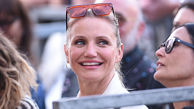 Cameron Diaz, 47, Shares First Selfie In Years & She Looks Effortlessly Beautiful — Pic