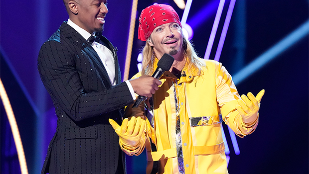 Bret Michaels Admits He 'Felt Good To Be Alive & Celebrating Life' On 'The Masked Singer'