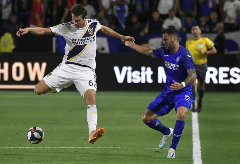 Galaxy return to practice, but will MLS games be played in Orlando?