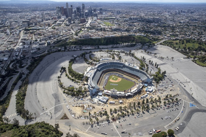 L.A. pro teams band together to inform county supervisors how games can resume