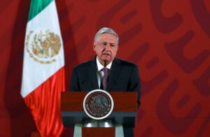 Mexico's president seeks power contract review, likens to Argentine debt talks