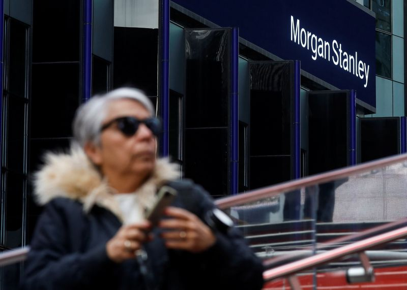 Morgan Stanley plans June return of some traders to New York headquarters: CNBC