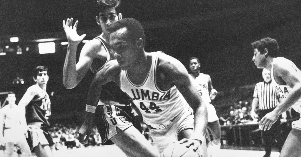 Heyward Dotson, 71, Dies; Lifted Columbia to Basketball Glory