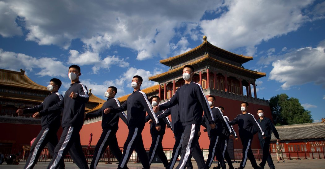 U.S. to Expel Chinese Graduate Students With Ties to China's Military Schools