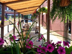 6 commercial strips to be closed to accommodate outdoor dining