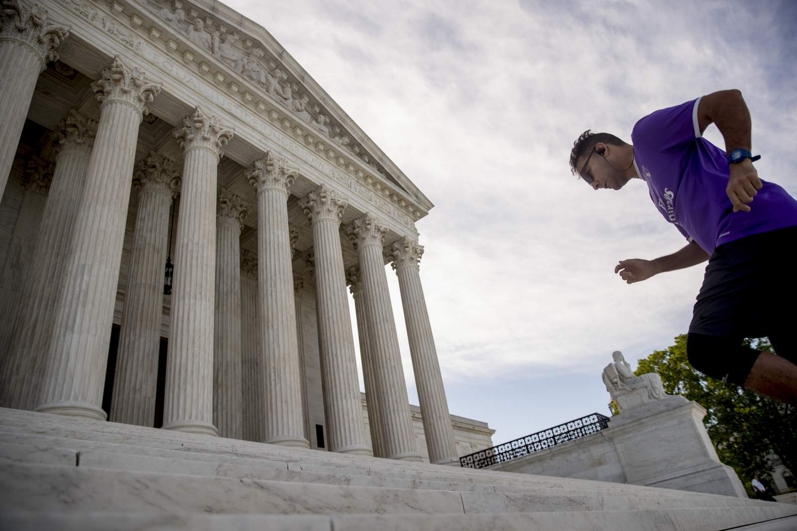 Called to order: Supreme Court holds 1st arguments by phone
